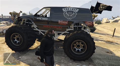 truck monster gta 5 monster trucks www pixshark com images galleries