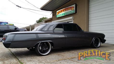 On Our Radar Rafe Teams Up With Chevrolet by 1963 Chevrolet Impala Prestige Car Audio And Marine