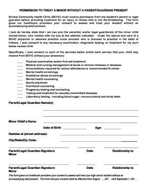 permission to treat form template permission to treat form template choice image template