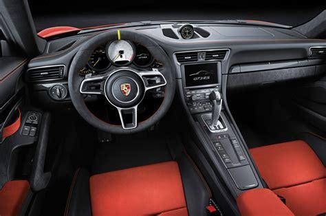 Porsche Interior by 2016 Porsche 911 Gt3 Rs Interior Photo 6