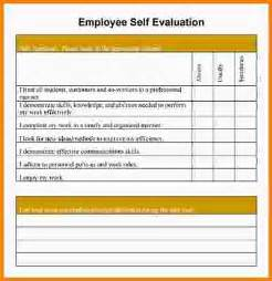 7 employee self evaluation nypd resume