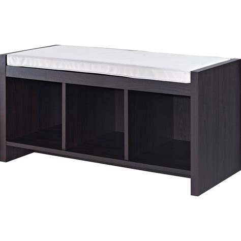 entryway storage bench with cushion altra penelope entryway storage bench with cushion benches home appliances