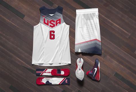 design basketball jersey nike nike basketball unveils 2014 usa basketball uniforms