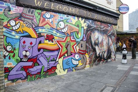 street art london 9188369005 london street art self guided walking tour