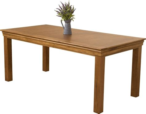 Rustic Solid Oak Dining Table Chateau Rustic Solid Oak Dining Table 180cm