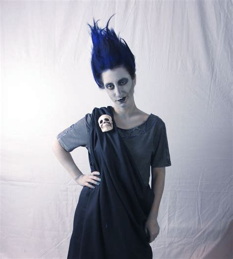 disneys hades costume  halloween  super easy diy