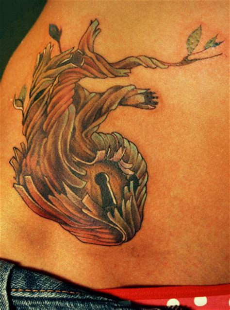 wood grain tattoo wooden by phedre1985 on deviantart
