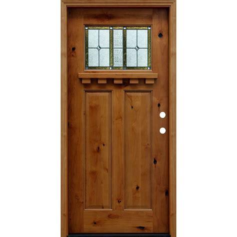 alder wood front doors knotty alder front door zef jam