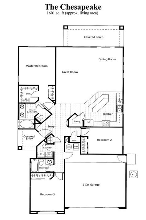 chesapeake floor plan floor plans the highlands at dove mountain