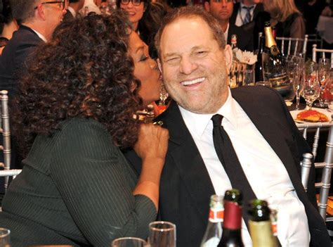 Oprah Winfrey Sweepstakes - harvey weinstein from oprah winfrey s star studded critics choice awards pictures e