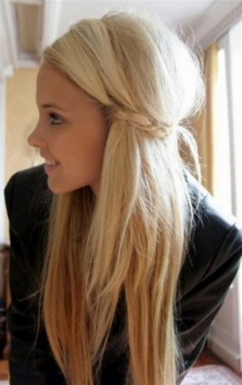 haircuts blonde long edgy long blonde urban chic girls hairstyle styles weekly