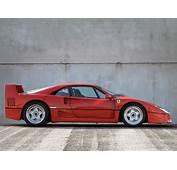 Ferrari F40 Sells For Record €112 / $124 Million  Carscoops