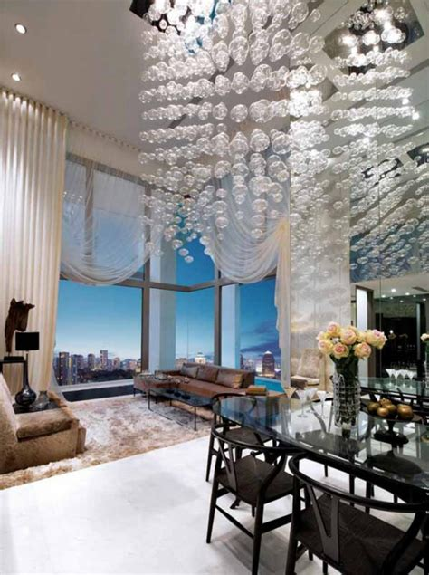 ceiling decorations for living room 25 tall ceiling living room design ideas