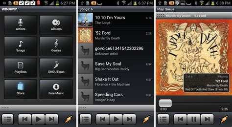 android themes with sound best sound and audio equalizer apps for android
