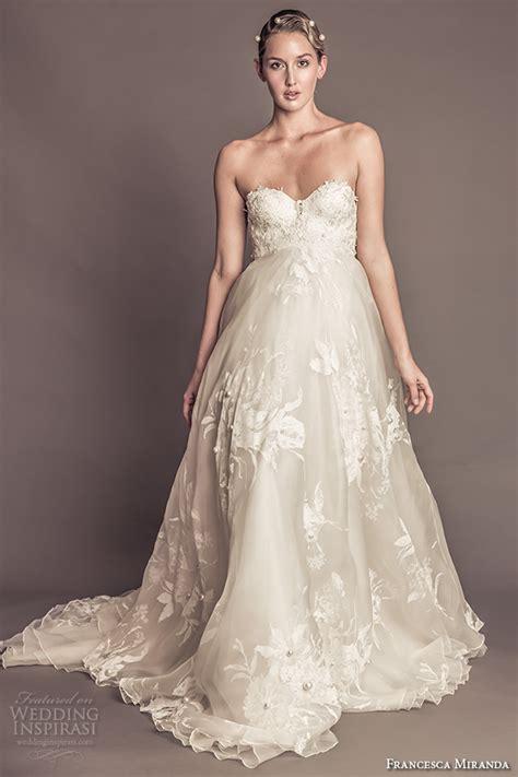 Fall Style Wedding Dresses by Miranda Fall 2016 Wedding Dresses New Year S