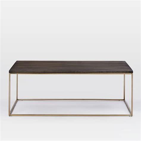 Streamline Coffee Table Elm