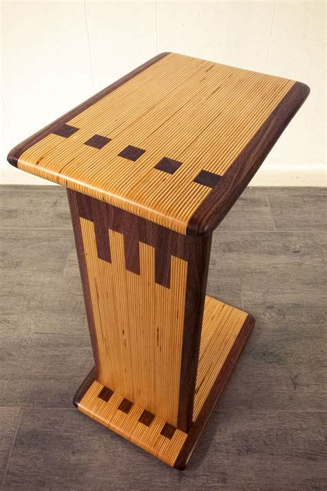 modern  table   laminated baltic birch plywood