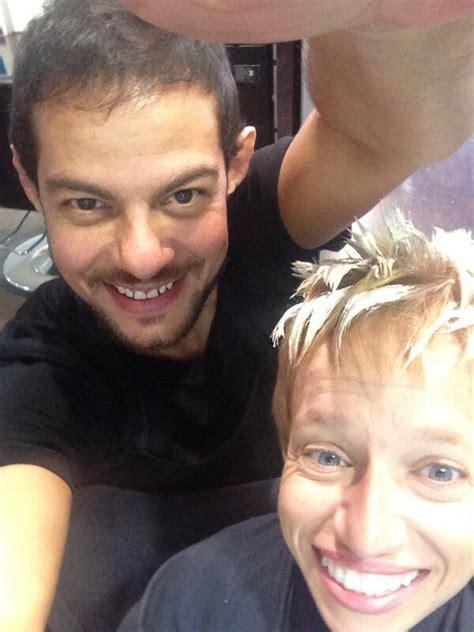 who is jen arnolds hairdresser grayson jenn arnolds hairdresser salon 124 hair salons