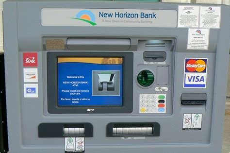community bank atm new horizon bank hours of operation
