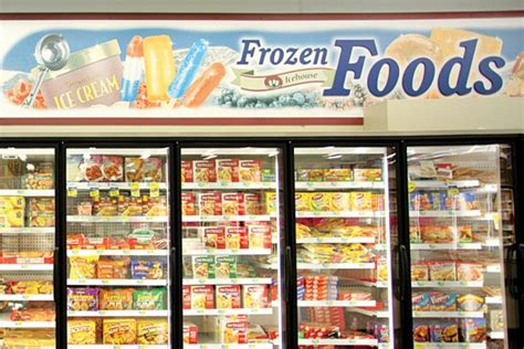 Freezer Frozen Food frozen food giants plot ads to stop freezer sales fall cmo strategy adage