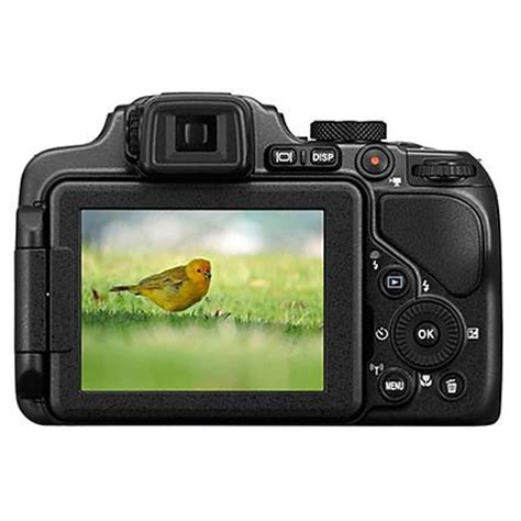 nikon coolpix p600 digital black nikon coolpix p600 16 1 megapixel digital black