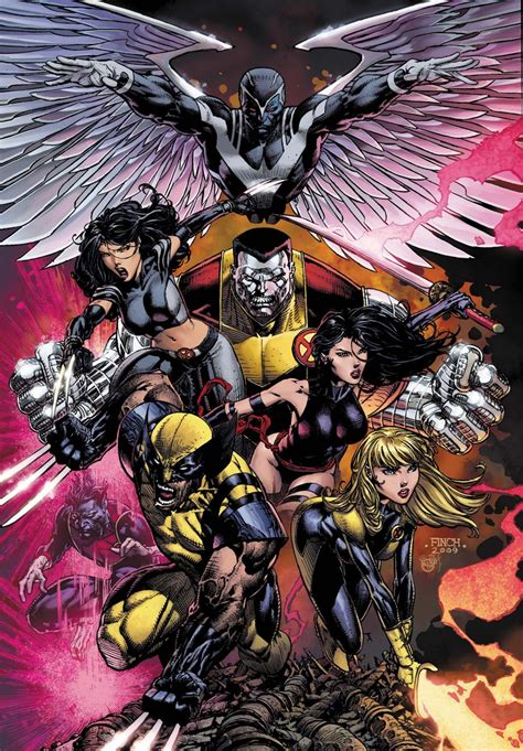 X Utopia Tp Marvel Comics colossus character comic vine