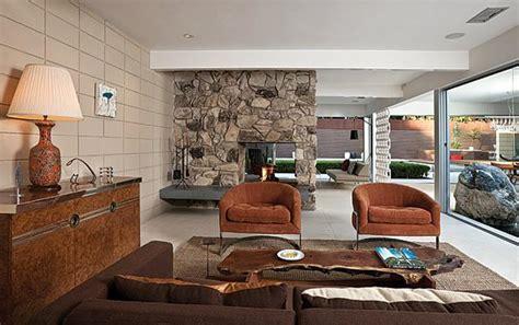 wonderful Shelves Design For Living Room #4: two-sided-fireplaces-modern-interior-design-ideas-17.jpg