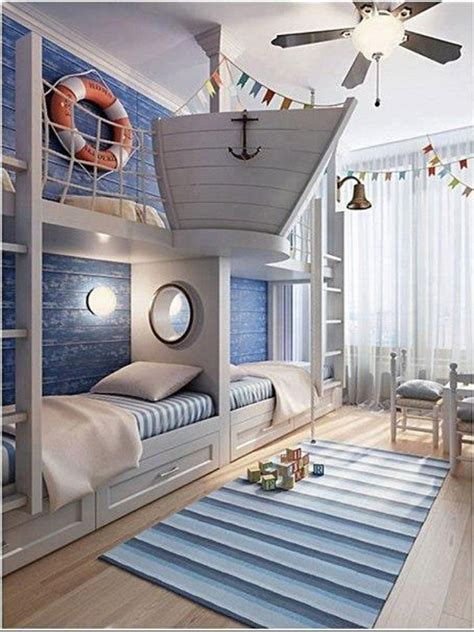 Children S Nautical Bedroom Decor by Nautical Bedroom Decor Ideas Home Diy