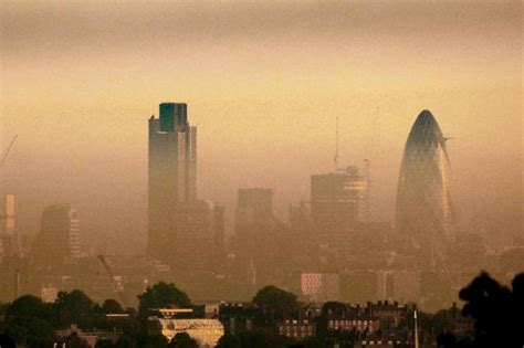 London pollution death toll to hit 2,500   London Evening ...