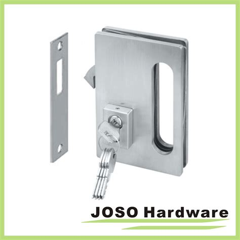 Locks For Sliding Glass Doors by How To Install A Key Lock On A Sliding Glass Door Ehow
