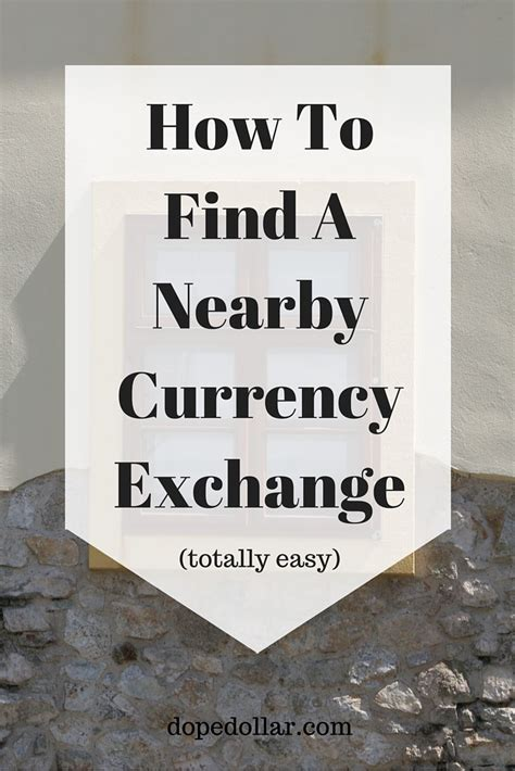 currency converter near me currency exchange near me find one now dope dollar