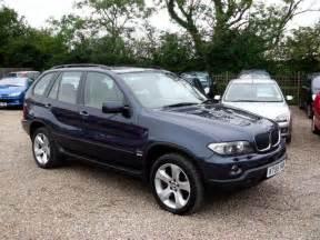 Bmw X5 2005 For Sale Used Bmw X5 Car 2005 Blue Diesel 3 0d Sport 5 Door Auto