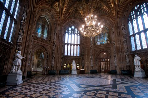 Centre Bell Floor Plan Palace Of Westminster