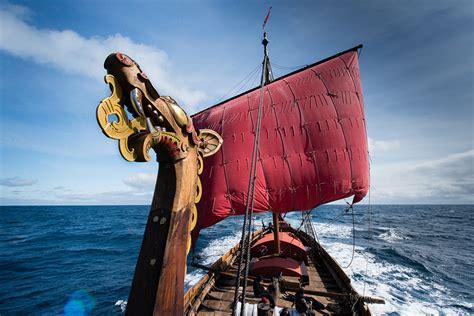 viking longboat excavations draken harald h 229 rfagre