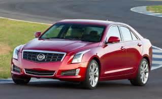 Cadillac Ats 2013 Car And Driver