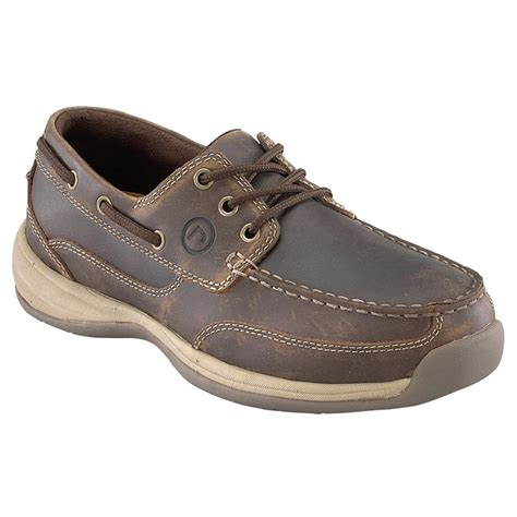 eh shoes s rockport works 174 steel toe eh boat shoes 580280