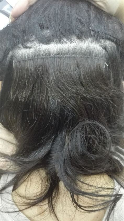 hairstyles for tape hair extensions 1000 ideas about tape hair extensions on pinterest