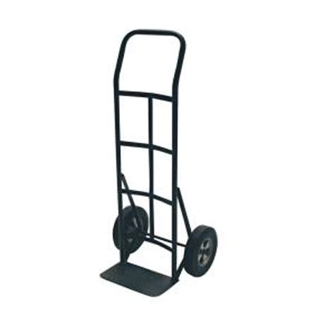 milwaukee 600 lb capacity flow back solid tire truck