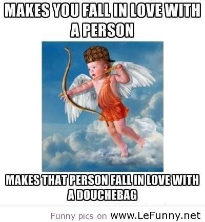 Cupid Meme - scumbag cupid