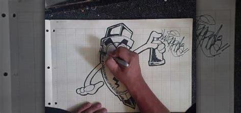 How to Draw a marker pen character « Graffiti & Urban Art