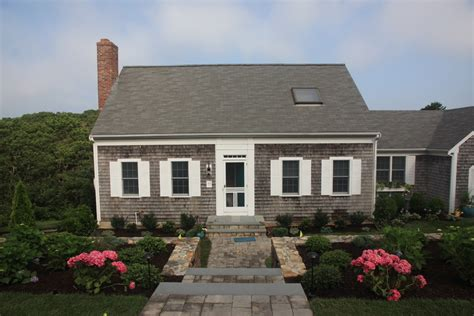 cape cod kitchen design exterior traditional with brick