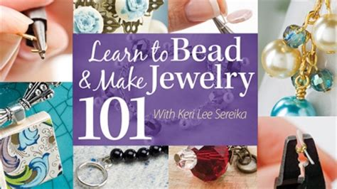 learn to make jewelry at home classes 187 beading jewelry