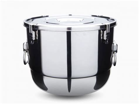 Meiwa 26 Cm Stainless Steel 26cm airtight container the tickle trunk
