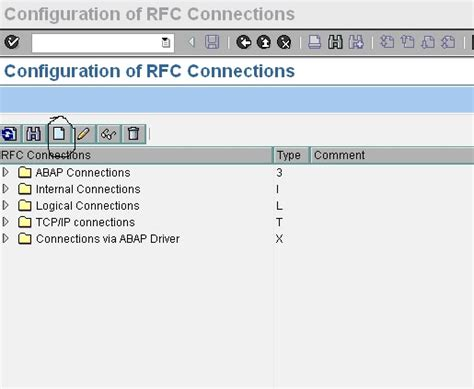 tutorial rfc sap sap basis tutorials how to create an rfc connection in sap