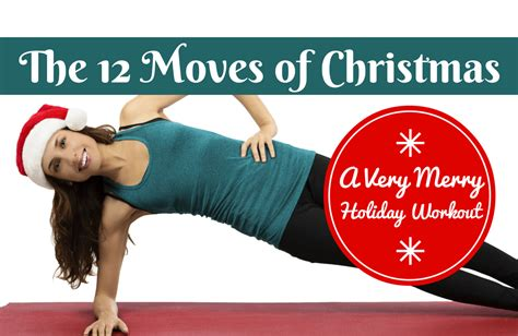 fitness christmas pics get fit with the 12 of workout sparkpeople