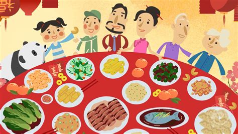 what to cook for new years fortune tales the story of new year