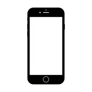 iphone icon template image gallery iphone vector