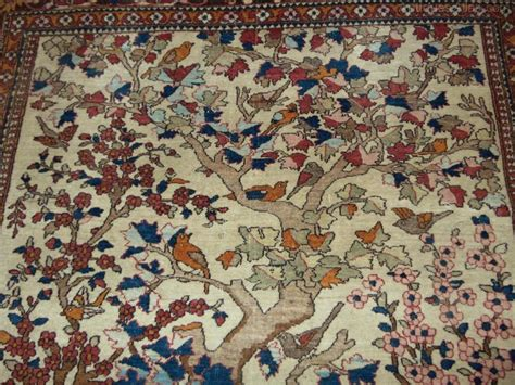 Carpet And Rug Dealers by Antiques Atlas Antique Isfahan Rug Carpet Tree Of