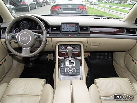 how make cars 2003 audi a8 interior lighting 2003 audi a8 3 7 v8 quattro auto navi leather car photo and specs
