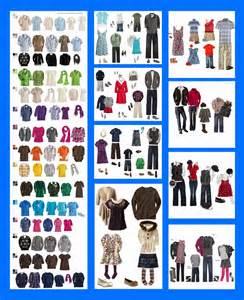 family photo color schemes jenxphotography october 2013